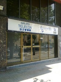 Local Empresa Grupo Telecon Barcelona