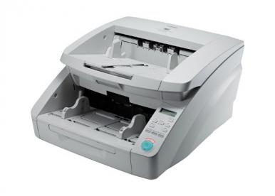 Scanner Canon DR-6050C Lateral